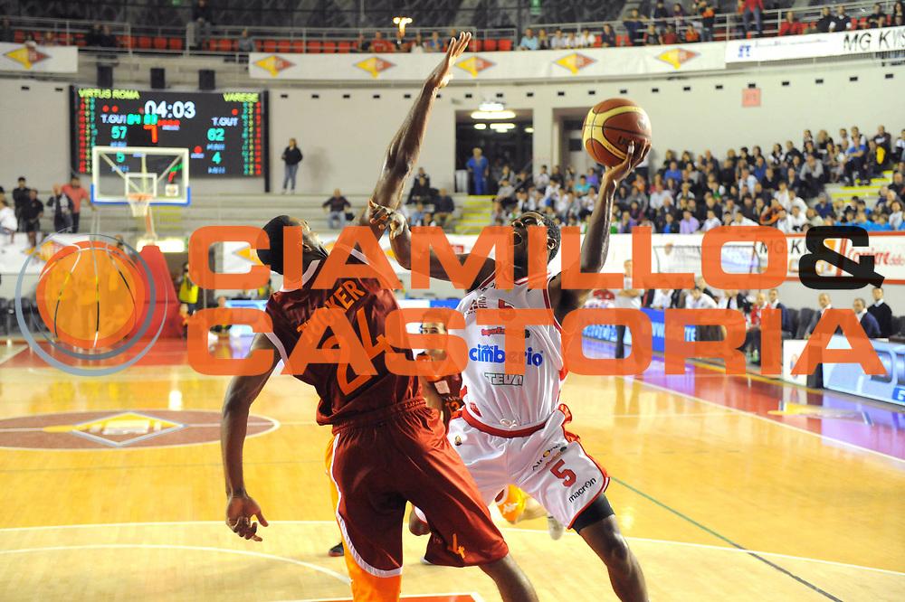 DESCRIZIONE : Roma Lega A 2011-12 Virtus Roma Cimberio Varese<br /> GIOCATORE : Justin Hurtt<br /> CATEGORIA : tiro penetrazione<br /> SQUADRA : Cimberio Varese<br /> EVENTO : Campionato Lega A 2011-2012<br /> GARA : Virtus Roma Cimberio Varese<br /> DATA : 30/10/2011<br /> SPORT : Pallacanestro<br /> AUTORE : Agenzia Ciamillo-Castoria/GabrieleCiamillo<br /> Galleria : Lega Basket A 2011-2012<br /> Fotonotizia : Roma Lega A 2011-12 Virtus Roma Cimberio Varese<br /> Predefinita :
