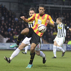 St Mirren v Partick Thistle | Scottish Premiership | 25 January 2014