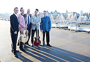 Martin Kemp in Million Dollar Quartet <br /> opening on 17th December at the <br /> Southbank Centre&rsquo;s Royal Festival Hall, London, Great Britain <br /> 14th December 2016 <br /> <br /> On the roof of the Royal Festival Hall. <br /> <br /> Martin Kemp joins the cast as legendary record producer Sam Phillips &ndash; The man who brought the 4 recording stars together to create music history. <br /> <br /> <br /> Martin Kaye plays Jerry Lee Lewis. <br /> <br /> <br /> Robbie Durham performs as Johnny Cash<br /> <br /> <br /> Ross William Wild joins the cast as Elvis Presley. <br /> <br /> <br /> Matt Wycliffe appears as Carl Perkins.<br /> <br /> <br /> Million Dollar Quartet is written by Colin Escott and Floyd Mutrux <br /> <br /> <br /> <br /> <br /> Photograph by Elliott Franks <br /> Image licensed to Elliott Franks Photography Services