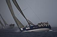 07_013476 © Sander van der Borch. Porto Cervo - ITALY,  27 September 2007 . TP52 Worlds in Porto Cervo (23/29 September 2007). Race 6, coastal race.