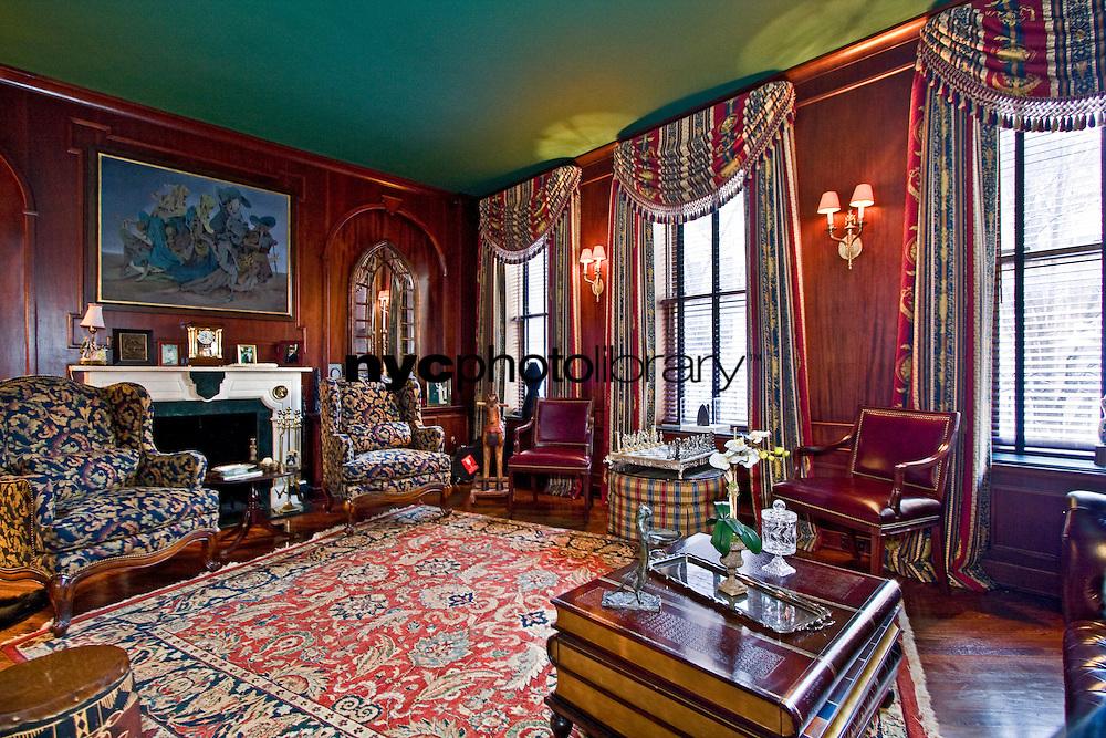 Living Room at 74 East 161st Street