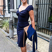 NLD/Amsterdam/20150602 - Talkies Terras award 2016, Sandy Kandau