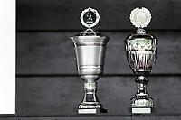 hockey, seizoen 2010-2011, 10-06-2011, amstelveen, Finale Nationale Shell Schoolhockeycompetitie 2011, Meisjes Jong Willem de Zwijger College Bussum - SG WereDi Valkenswaard 2-0, bekers