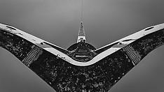 Hafenkrahn in Zürich