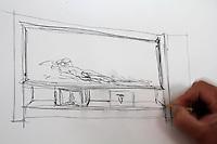 L'architettura del Fuoco.Libro fotografico riguardo la progettazione e realizzazione di camini realizzati dall'architetto Antonio Antonica - NonSoloCamini Galatina LE
