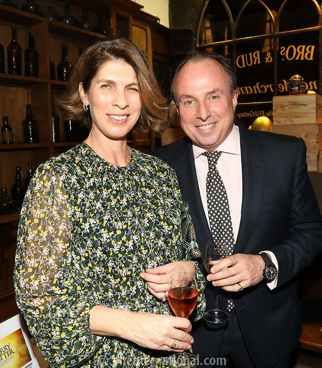 The Nordoff Robbins Berry Bros & Rudd Wine Dinner, Monday 6th March, 2018. Photo John Marshall/JM Enternational.