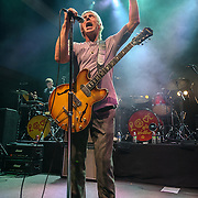 WASHINGTON DC - July 30th, 2013 - Celebrated English rock legend Paul Weller performs at the 9:30 Club in Washington, D.C. after a five year absence. (Photo by Kyle Gustafson)