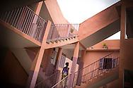 La Maison Rose, Dakar, Senegal.
