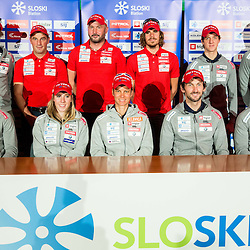 20161110: SLO, Biathlon - Press conference of Slovenian Biathlon Team