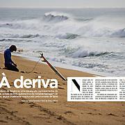 """""""A Deriva"""", published in Revista Planeta magazine, Brazil, December 2016"""