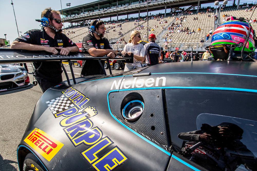 Pirelli World Challenge , Sonoma Raceway, Sonoma, CA, August 2015. (Photo by Brian Cleary/ www.bcpix.com )