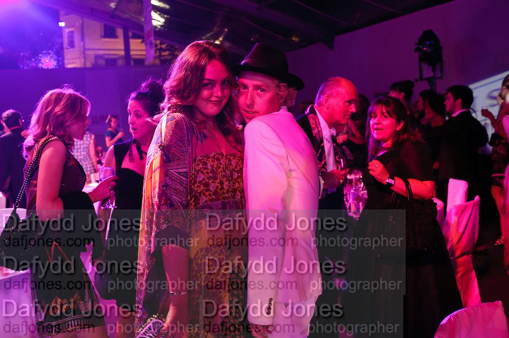 James Brown, Glamour magazine Women of the Year Awards. Berkeley Square. London. 2 June 2009