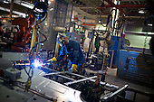 Volvo Truck Plant
