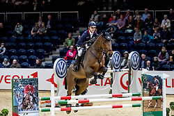 Sladowski Christopher, GER, Imany<br /> Finale Youngster Tour<br /> Braunschweig - Löwenclassics 2019<br /> © Hippo Foto - Stefan Lafrentz