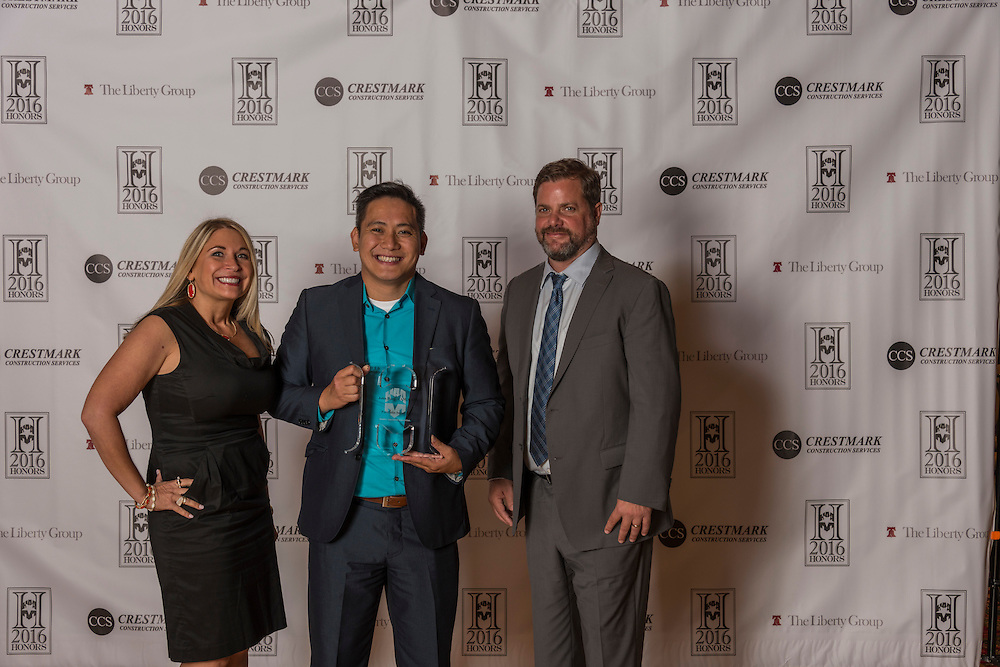 Houston Apartment Association Honors Awards were held on Thursday, June 8, 2016, at the Hilton Americas, Downtown Houston