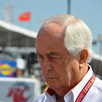 Roger Penske at Indycar 2012