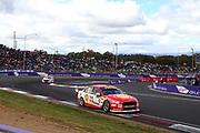 Scott McLaughlin & Alexandre Prémat (Shell DJR Penske Ford). Supercheap Auto Bathurst 1000 -Virgin Australia Supercars Championship Round 13. Mount Panorama, Bathurst NSW on Sunday 7 October 2018. Photo Clay Cross / SPORTSPICS