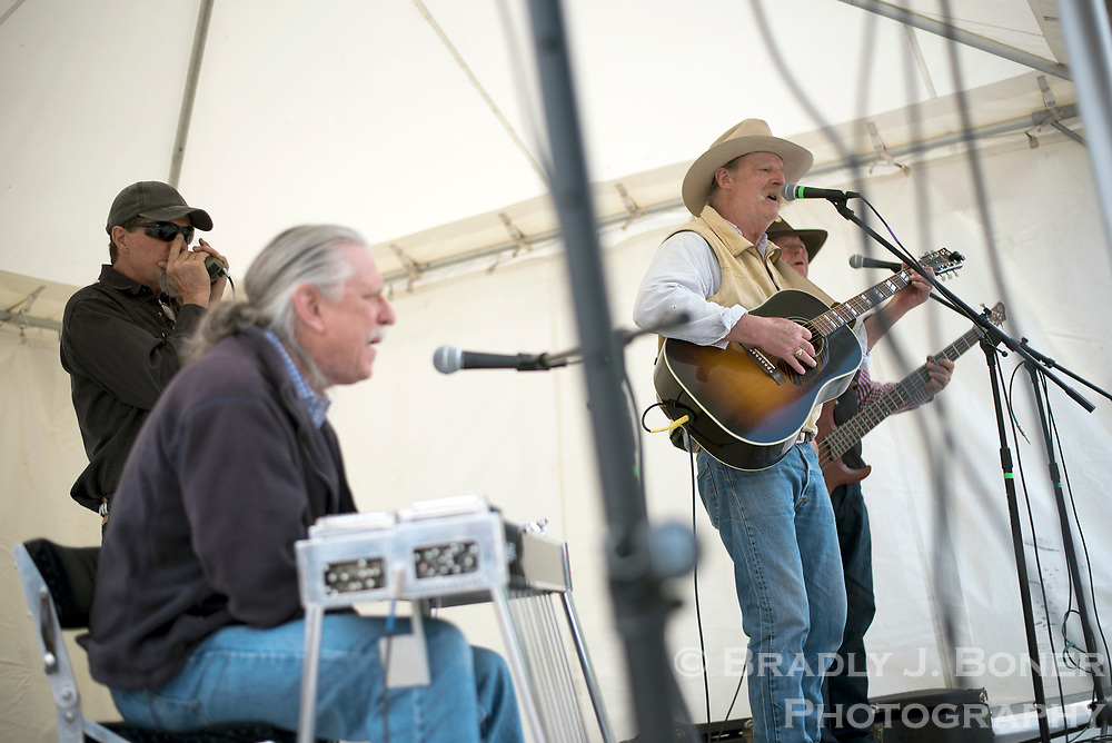 ___________ performs as one of several live music acts during Old West Days festivities Saturday at the Town Square.