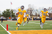 NCAA DIII Football Playoffs Opening Round - Rowan University vs Endicott College - 23 November 2013