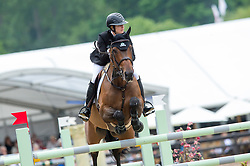 Foster Tiffany, (CAN), Victor<br /> CSI5* Jumping<br /> Royal Windsor Horse Show<br /> © Hippo Foto - Jon Stroud