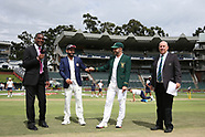 Cricket - South Africa v India 3rd Test Day 1