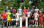 Apr 10, 2019-Rugby-HSBC Singapore Sevens Captains