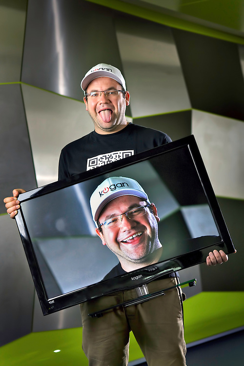Ruslan Kogan sells TVs on the internet, he's the richest Australian under 30. Pic By Craig Sillitoe CSZ/The Sunday Age.8/3/2012  Pic By Craig Sillitoe CSZ / The Sunday Age This photograph can be used for non commercial uses with attribution. Credit: Craig Sillitoe Photography / http://www.csillitoe.com<br />