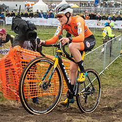 20190201: UCI CX Worlds : Dübendorf: Lucinda Brand