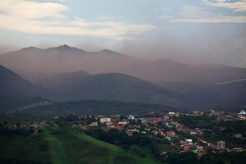 Jeceaba_MG, Brasil...Vista panoramica de Jeceaba, Minas Gerais,..Panoramic view of Jeceaba, Minas Gerais...Foto: JOAO MARCOS ROSA / NITRO