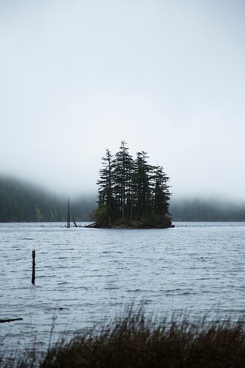 Mountain Lake, Moran State Park. Orcas  Island, Washington.
