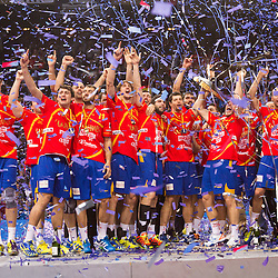 20130127: ESP, Handball - Final at IHF Handball World Championship Spain 2013, Spain vs Denmark