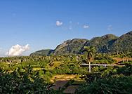 Countryside near Punta de la Sierra, Pinar del Rio, Cuba.