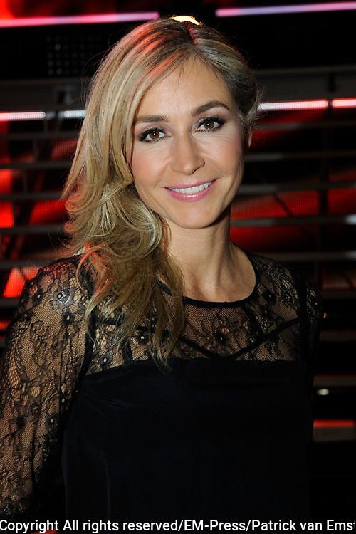 Finale van het vierde seizoen The Voice of Holland.<br /> <br /> Op de foto:  Wendy van Dijk