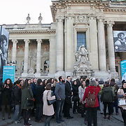COP21 in Paris. The official climate talks in Paris is on and the pressure to come up with a sustainable legally binding is high. In the aftermath of recent terrorist attacks public demonstrations have been banned during the 2 weeks of climate talks