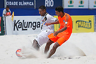 IV Mundialito de Clubes Beach Soccer - 09 a 13 DEZ - Rio de Janeiro/Brasil - Partida entre Vasco da Gama (BRA) x Fluminense (BRA) - Foto: Marcello Zambrana/Divulgação