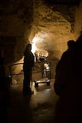 Tour of the Cave of the Mounds in Blue Mounds Wisconsin.