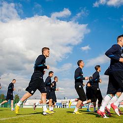 20130528: SLO, Football - Practice session of Slovenian National football team