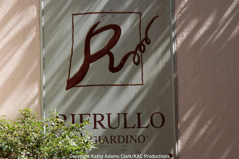 Rifrullo restaurant in Florence, Firenze, Italy.