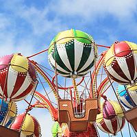 Balloon Race, Surfside Pier, Morey's Piers, Wildwood, New Jersey, USA