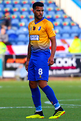 Jacob Mellis of Mansfield Town - Mandatory by-line: Ryan Crockett/JMP - 11/11/2018 - FOOTBALL - One Call Stadium - Mansfield, England - Mansfield Town v Charlton Athletic - Emirates FA Cup first round proper