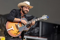 May 25, 2018 - Napa, California, U.S - SHAKEY GRAVES during BottleRock Music Festival at Napa Valley Expo in Napa, California (Credit Image: © Daniel DeSlover via ZUMA Wire)