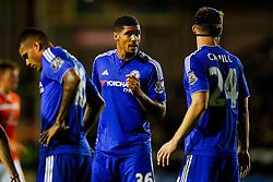 Ruben Loftus-Cheek of Chelsea - Mandatory byline: Rogan Thomson/JMP - 07966 386802 - 23/09/2015 - FOOTBALL - Bescot Stadium - Walsall, England - Walsall v Chelsea - Capital One Cup.