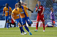Mansfield Town v Crawley Town 12/09/2015