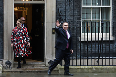 2020-01-30 US Secretary of State Mike Pompeo visits 10 Downing Street
