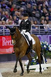 Krinke-Susmelj Marcela, SUI, Smeyers Molberg<br /> Grand Prix Freestyle<br /> FEI World Cup Dressage Final, Omaha 2017 <br /> © Hippo Foto - Dirk Caremans<br /> 01/04/2017
