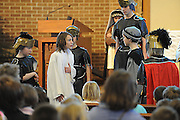 Shepherd of the Hills, Eden, Wis., presents Living Way of the Cross at St. Bernard Church, Green Bay.