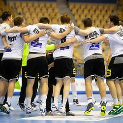 20180725: SLO, Handball - EHF U20 Men European Championship 2018, Serbia vs Germany