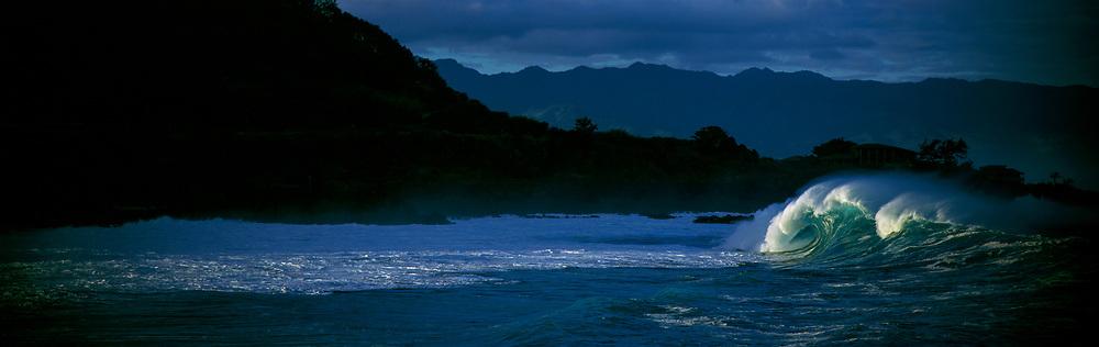 Wamea Bay, Oahu, Hawaii