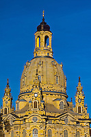 Frauenkirche (church), Dresden, Saxony, Germany