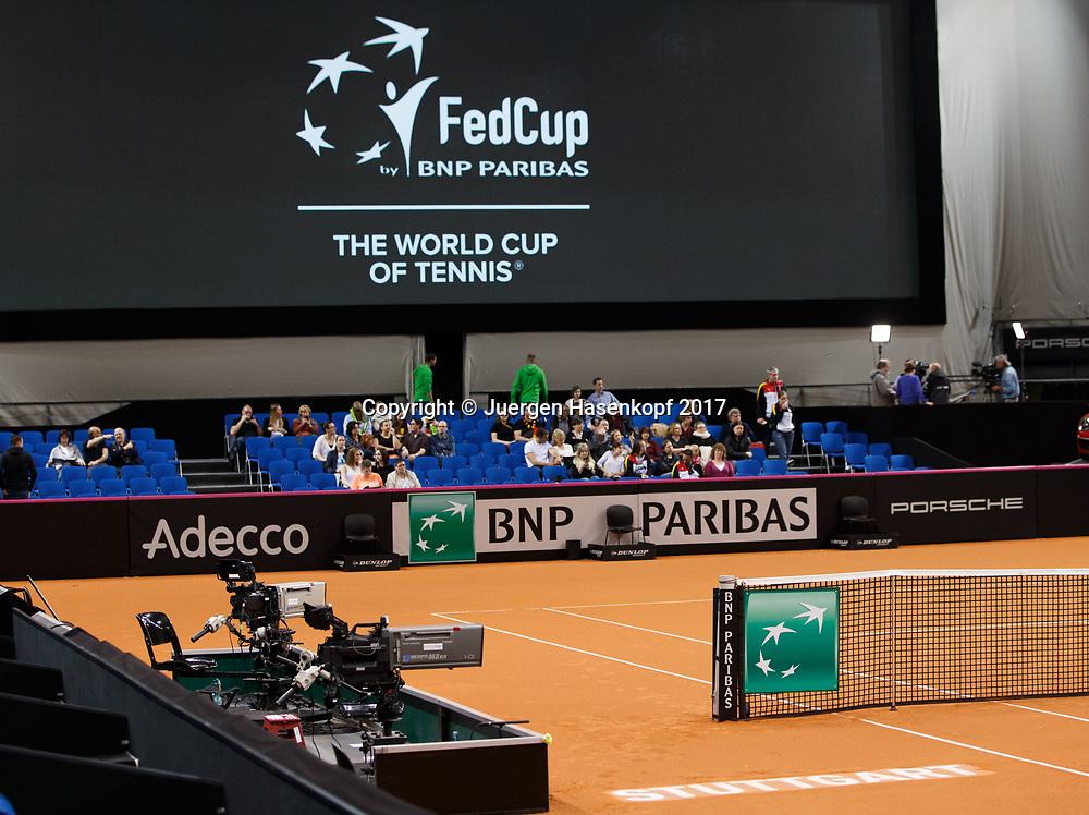 Fed Cup GER-UKR, Deutschland - Ukraine,